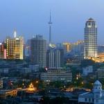 Тяньцзинь - один из крупнейших городов Китая.