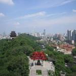 Ухань - один из крупнейших городов Китая.