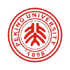 Логотип Пекинского Университета