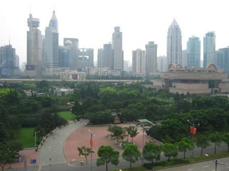 Парки в Шанхае