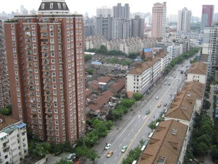 Район Пу Туо, Шанхай