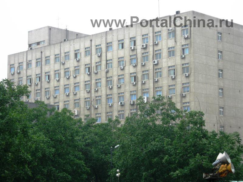 Народный Университет Китая (11)