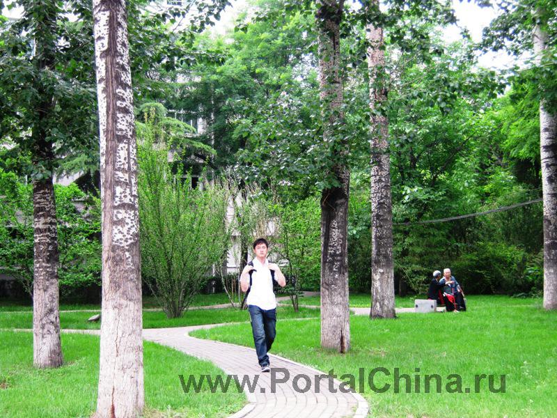Народный Университет Китая (3)