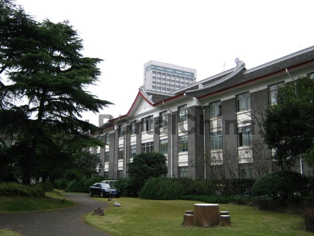 Парковая зона Университета Фудань