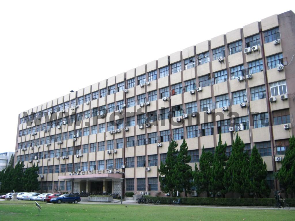 На территории Фуданьского Университета