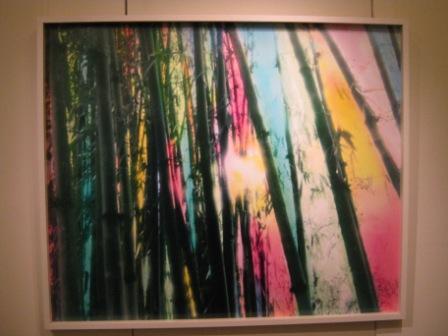 Картины в художественной галерее, Шанхай