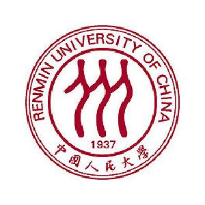 Логотип Народного Университета Китая
