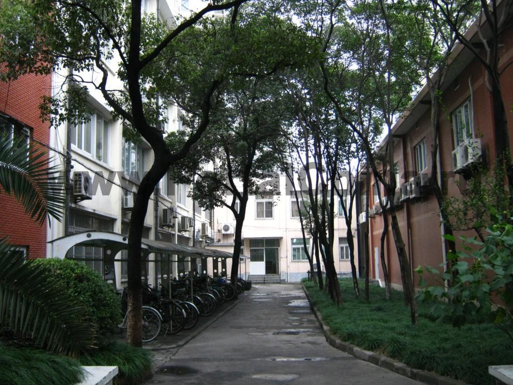 Корпуса Шанхайского Университета