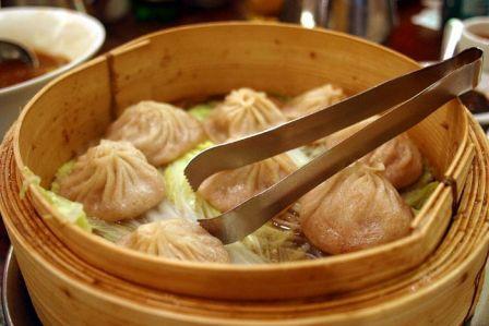 На фото: xiaolongbao