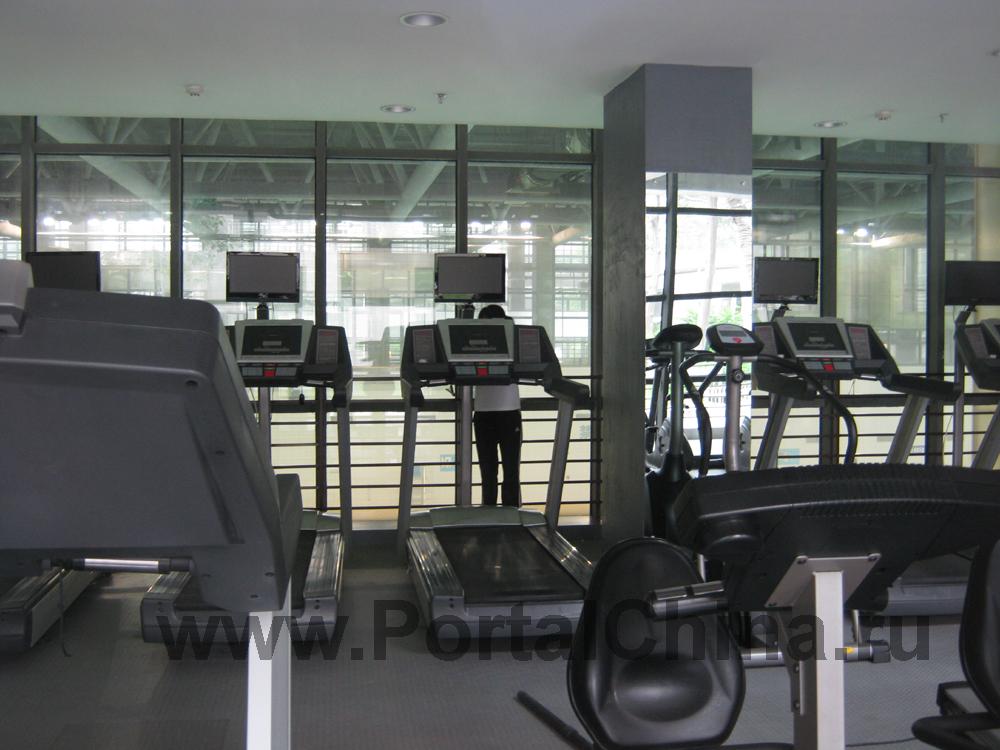 BFSU - Фитнес-зал