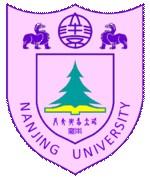 Логотип Нанкинского Университета