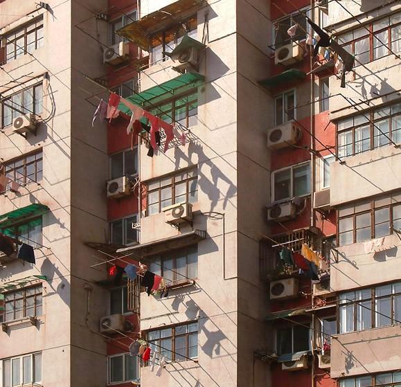 Rent a flat in Shanghai