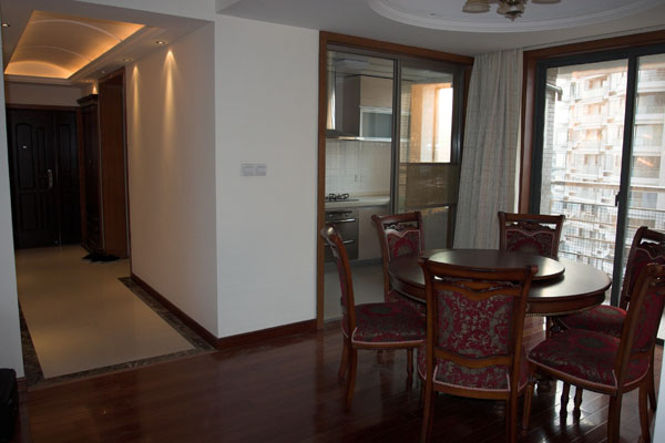 Rent appartments in Shanghai (1)