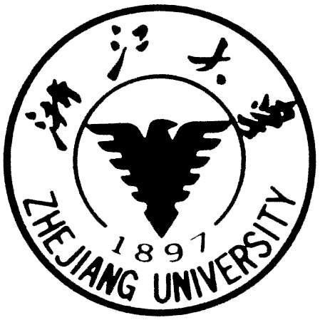 Логотип Чжецзянского Университета