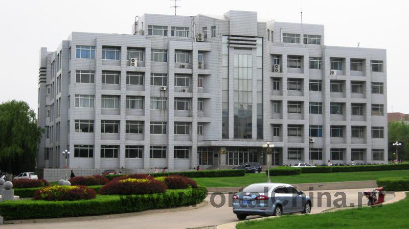 Яньшаньский Университет (25)