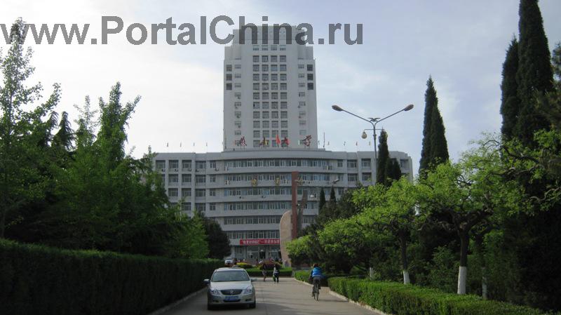 Яньшаньский Университет расположен в прекрасном приморском городе – Циньхуандао, в 260 км от Пекина