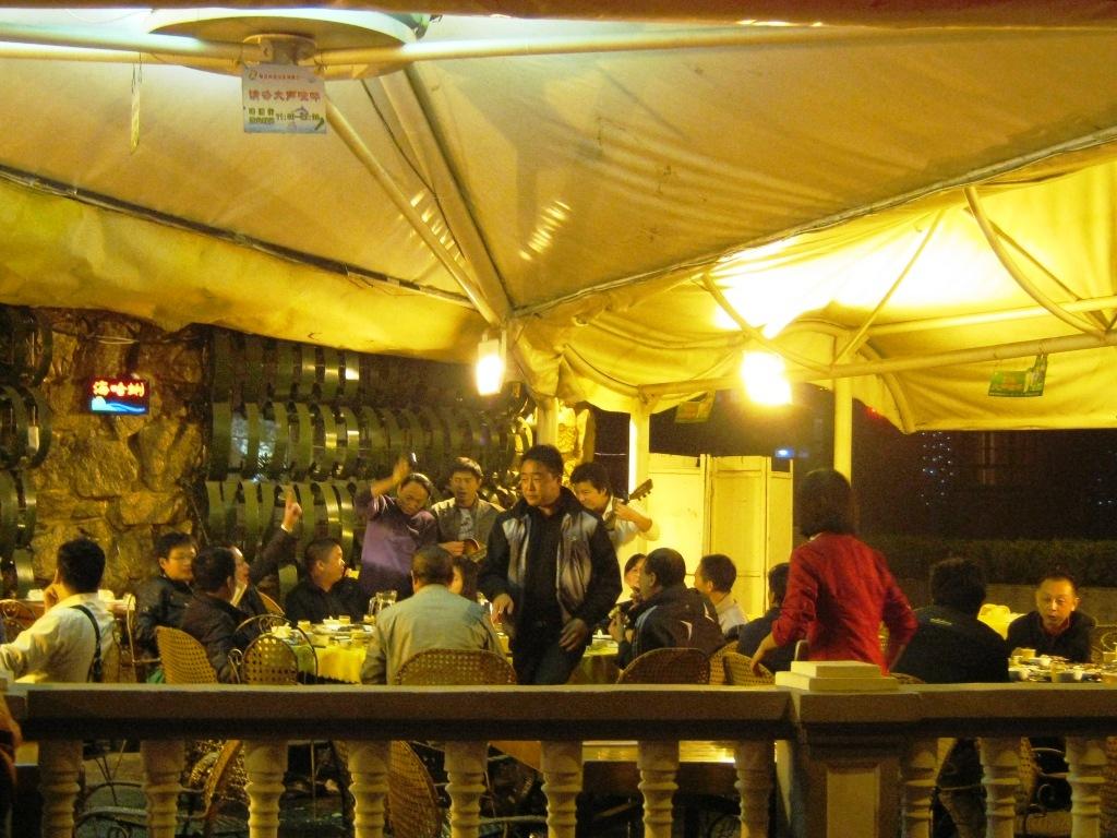 Qingdao Beer street (2)
