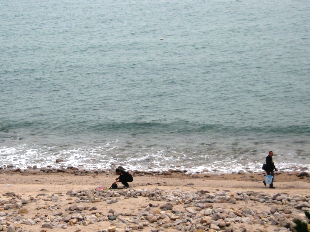 Qingdao sea walk (2)