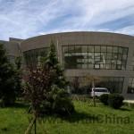 Даляньский компьютерный колледж_Кампус_Библиотека