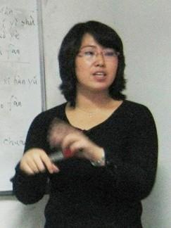 Директор языковой школы Capital Mandarin School