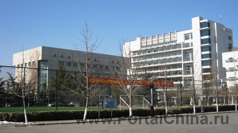 Пекинский Международный Колледж Искусств (31)