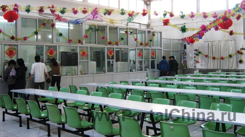 Пекинский Международный Колледж Искусств (7)