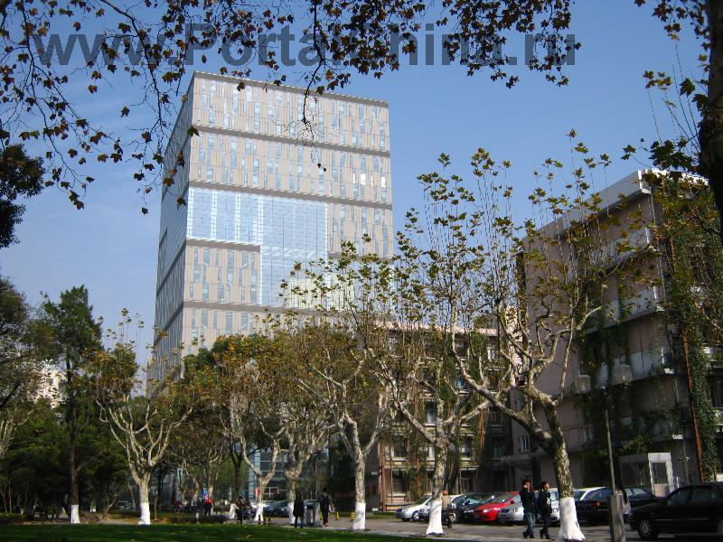 Университет Tongji – один из старейших китайских университетов