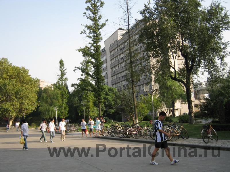 Университет Тунцзи (8)