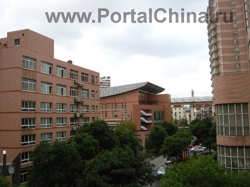 Шанхайский Университет Иностраных Языков (15)