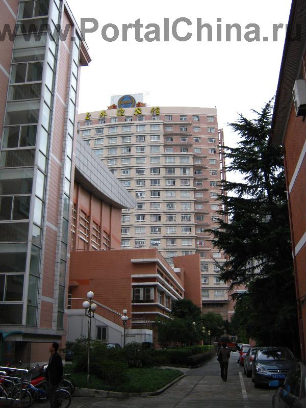 Шанхайский Университет Иностраных Языков (31)