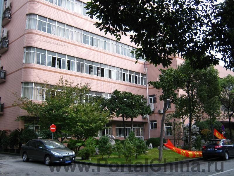 Шанхайский Университет Иностраных Языков (5)