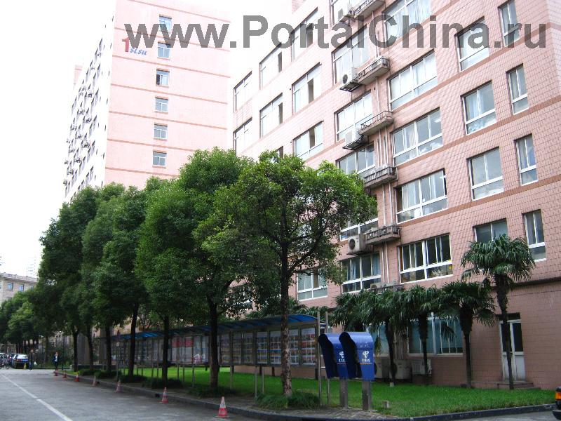 Шанхайский Университет Иностраных Языков (6)