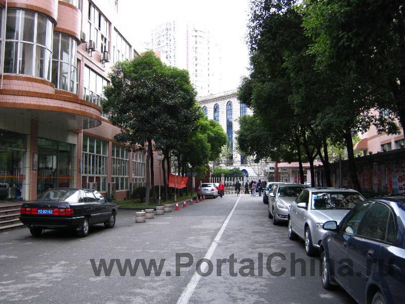 Шанхайский Университет Иностраных Языков (8)