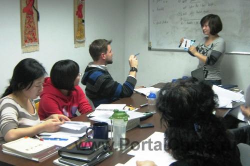 Языковая школа Capital Mandarin в Пекине