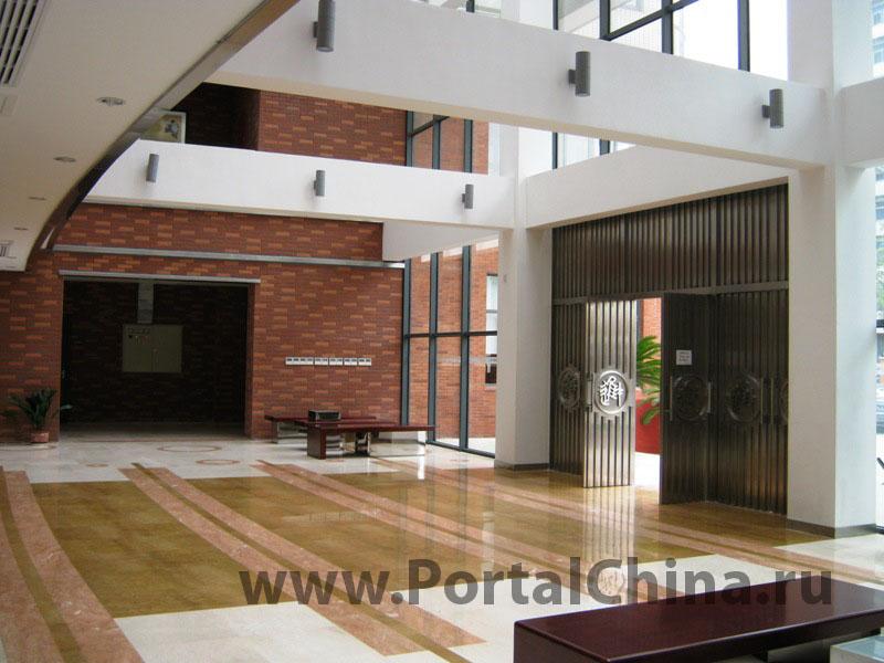 Шанхайская Международная Школа Цзиньцай имеет современно оборудованные условия для учебы и проживания студентов на кампусе