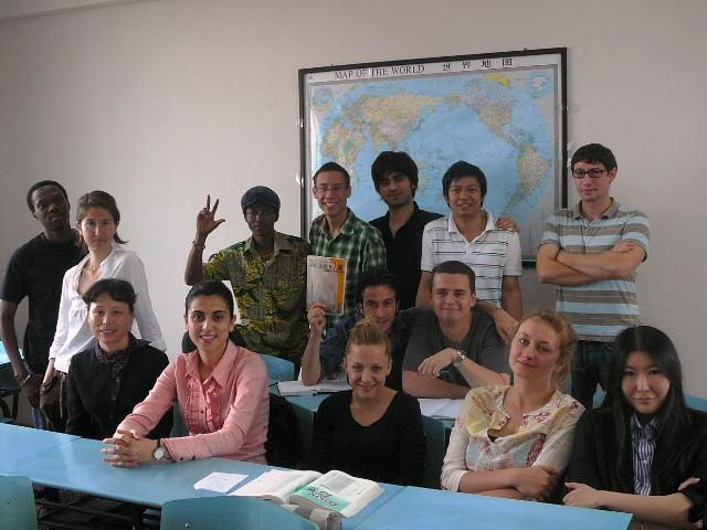 Сайт об учебе и жизни в Китае