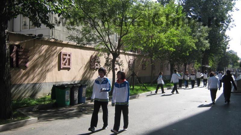 Beijing National Day School 0
