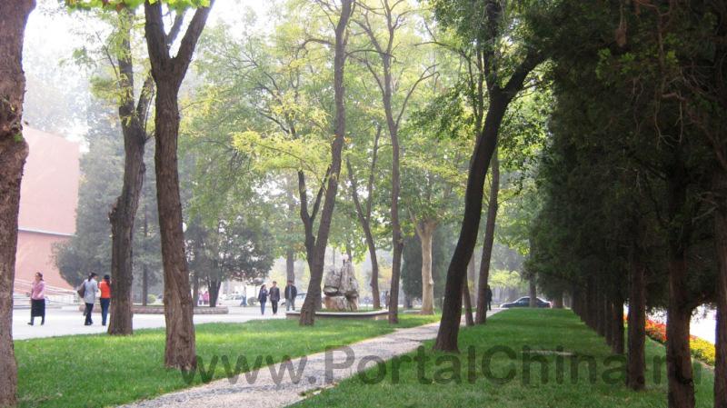 BISU ВТорой Пекинский Иностранных Языков (3)