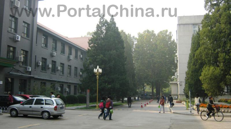 BISU ВТорой Пекинский Иностранных Языков (8)
