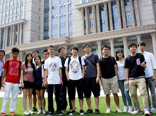 Летняя языковая программа в Университете Фудань