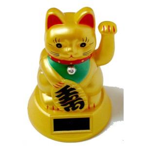 Счастливый кот - символ денежной удачи и удачи в делах