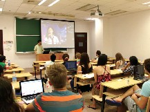 Летние курсы в Шанхайском Университете Иностранных Языков