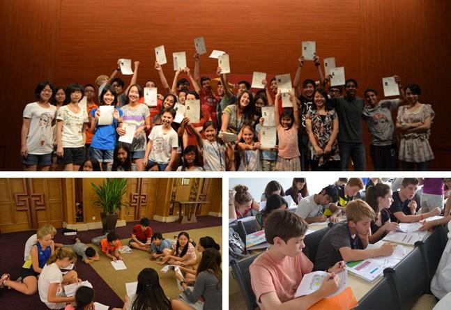 Летний лагерь для детей от 8 лет в Пекинском Университете Языка и Культуры