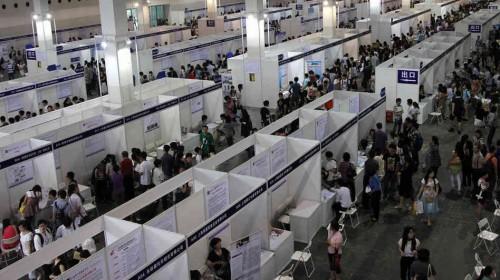 При участии китайского правительства организуются ярмарки вакансий для иностранцев