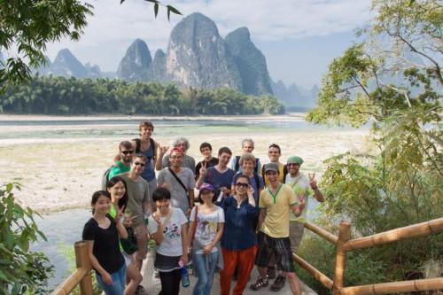 Летние каникулы в языковой школе Яншо (Гуйлинь)